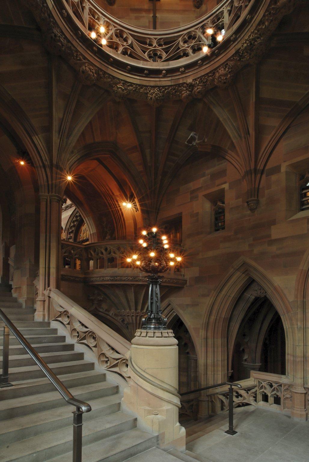 Celebrating A Neo Gothic Masterpiece John Rylands