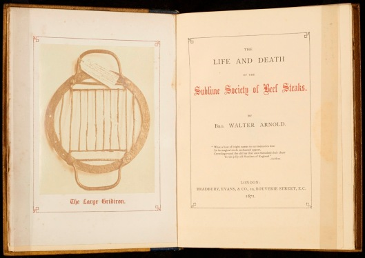 R62940 Life and Death of the Sublime Society of Beek Steaks