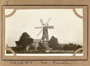 Coleby Windmill