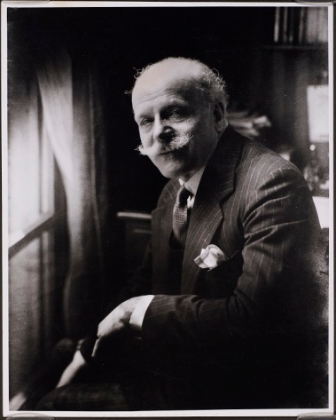 Robert Edward Dell. Image reproduced by courtesy of the Guardian Media Group