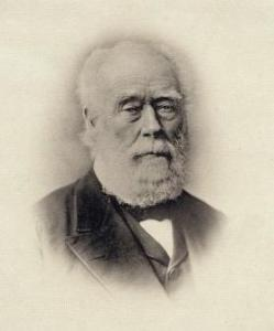 Sir Joseph Whitworth, image taken from the Owens College Archive.