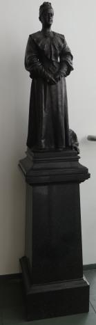 Enriqueta Augustina Rylands by John Cassidy.