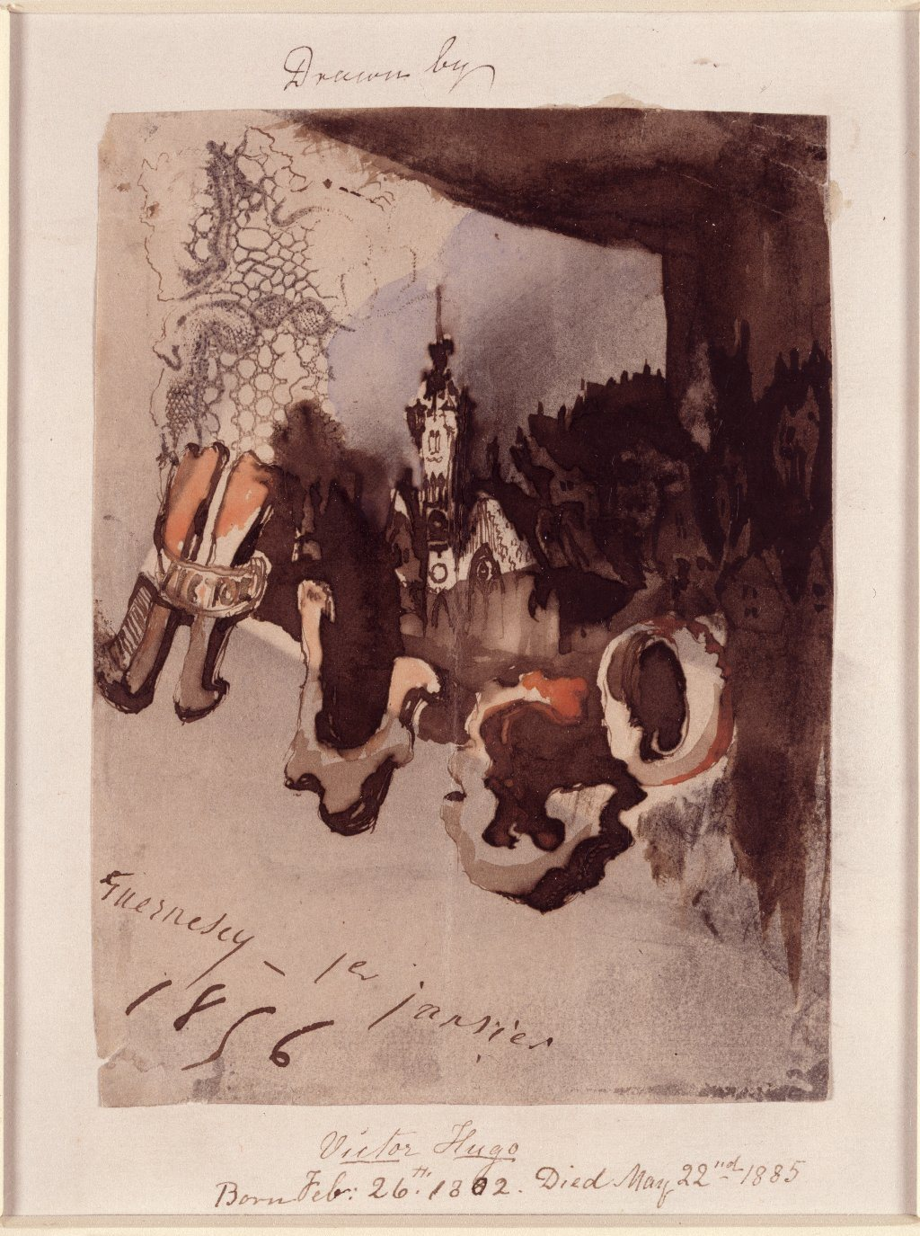 the victor hugo papers