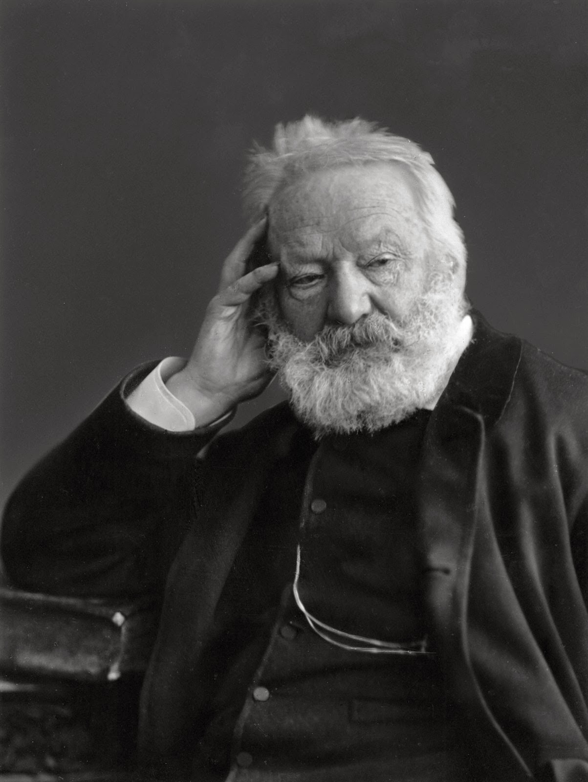 victor hugo essay The following essay was originally printed in victor hugo madame duclaux london: constable and company, 1921 the france into which victor hugo was born was not unlike our recent world of the great war.