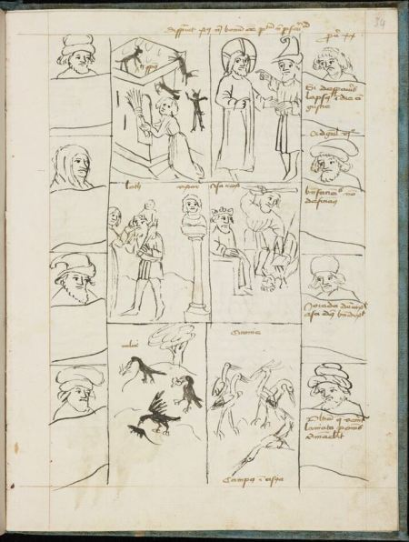 Latin MS 69 fol 34r full page