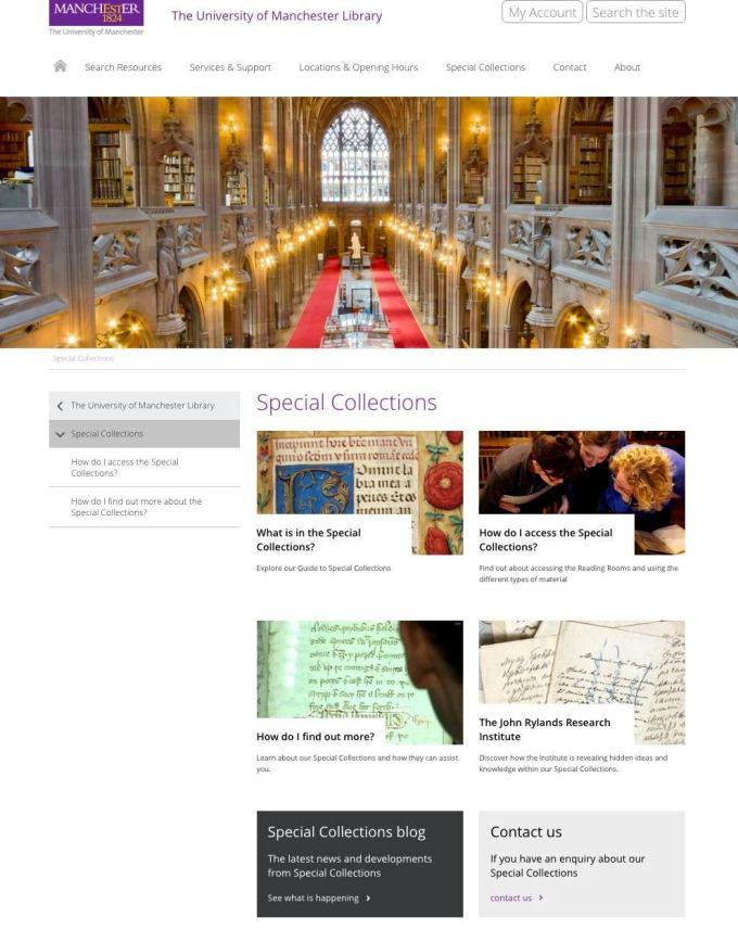 SC Webpage