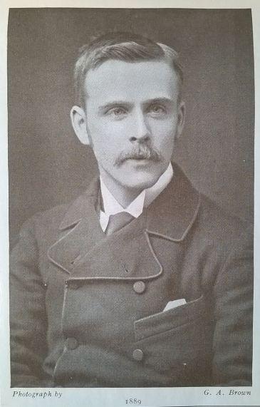 Dan Crawford 1889