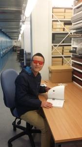 Shen Yan and Li's Rose-tinted glasses.