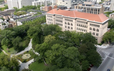 Newberry Library, Chicago