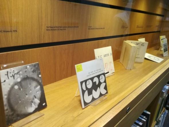 LYC books at HMI