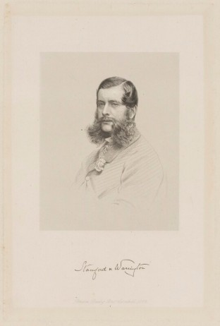 George Harry Grey, 7th Earl of Stamford
