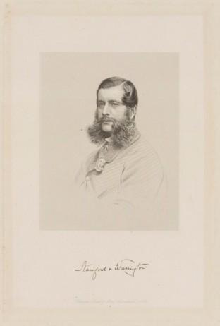 George Harry Grey, 7th Earl of Stamford