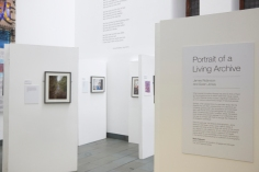 Portrait of a Living Archive Exhibition