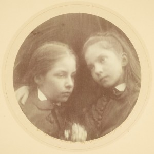 Margaret and Adeline Norman by Julia Margaret Cameron VPH.43
