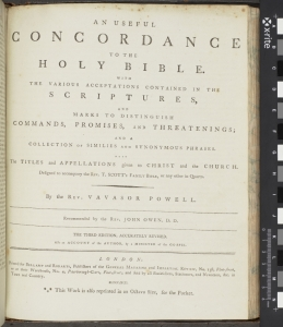 Image of titlepage for 'The Holy Bible, containing the Old and New Testament', 1803.