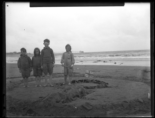 Langford Brooke Family Photographs
